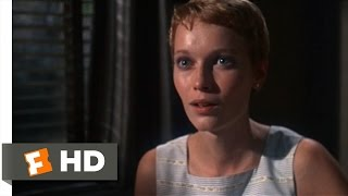Rosemary's Baby (6/8) Movie CLIP - They Want My Baby (1968) HD
