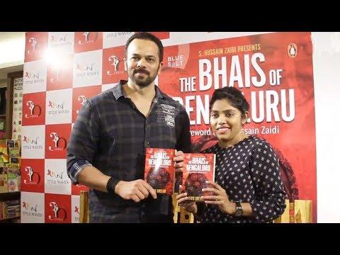 Rohit Shetty Launches Jyoti Shekar's Book 'Bhais Of Bengaluru'