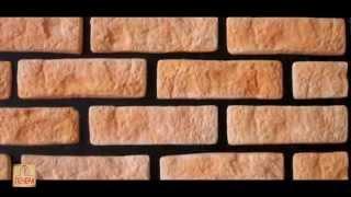 Декоративная гипсовая плитка под кирпич /  Интернет-магазин