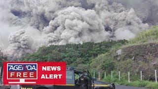 Guatemala's Fuego Volcano Kills 6, Injures Hundreds - LIVE BREAKING NEWS COVERAGE