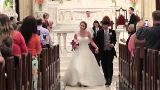 Caitlin + Jacob  I  Denver Wedding Film  I  Cathedral Basilica