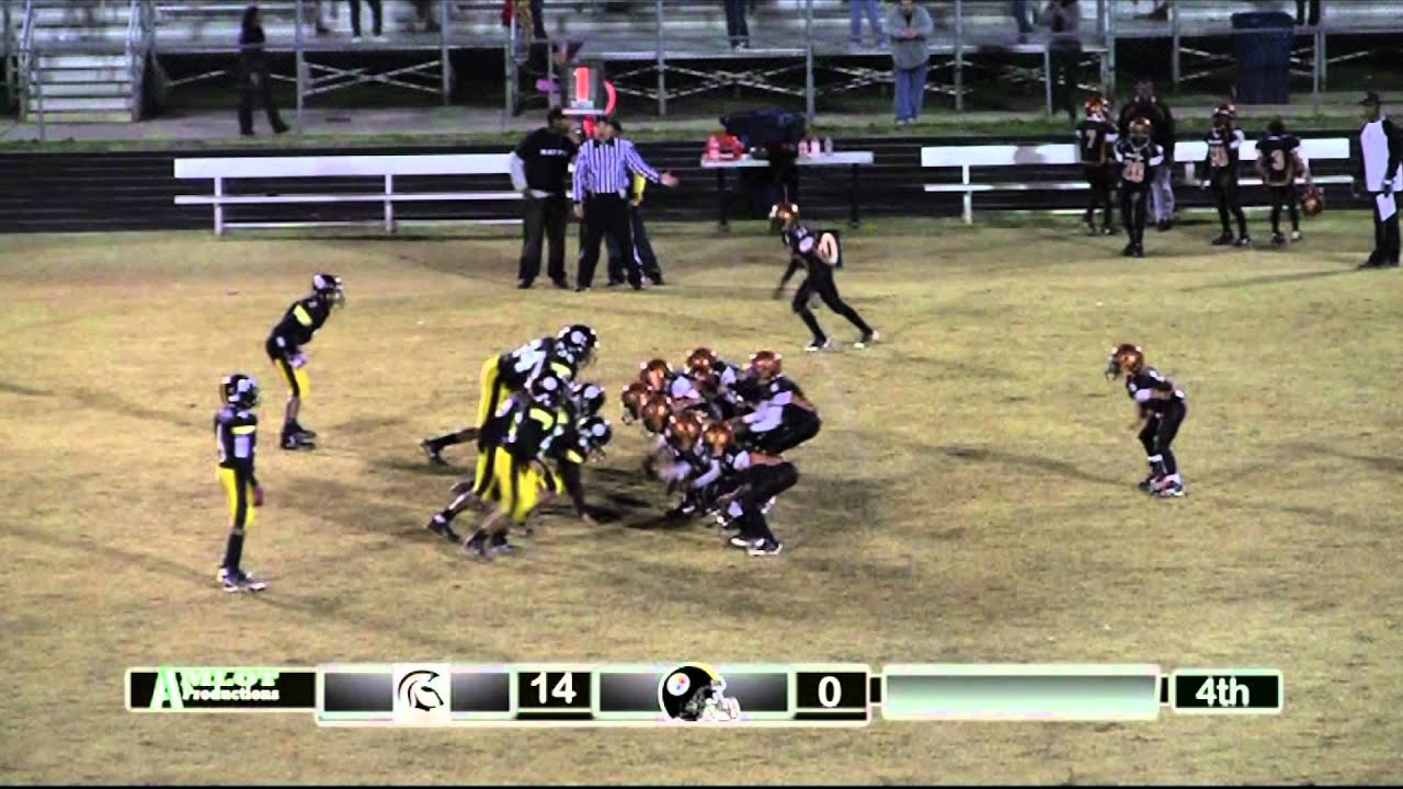Highlights RAY - Charles  2011 WILLIAMS County Spartans