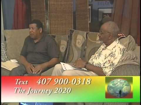 The Journey 2020. Black Men's Health Summit and Charleston S.C.
