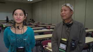 Oh Kay Shwe and Wah Wah talk about Karen immigrant farmers