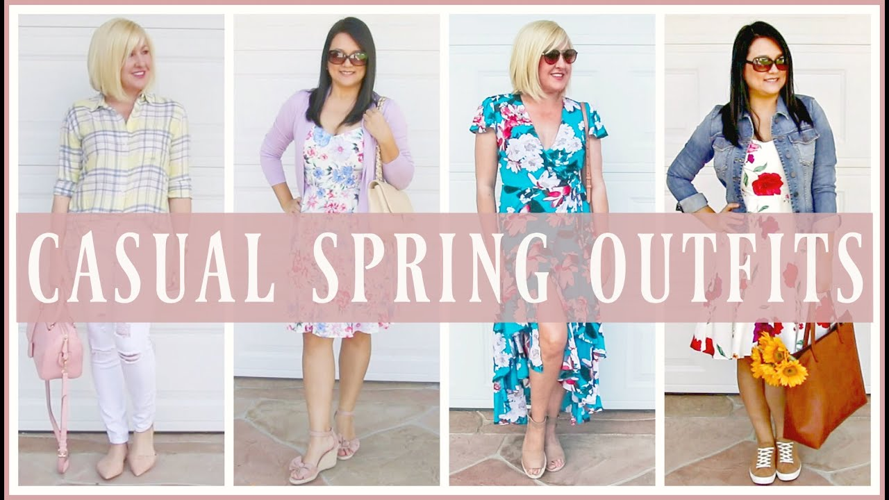 TOP 5 PIECES YOU NEED FOR SPRING   How to Style Spring Outfits 2019