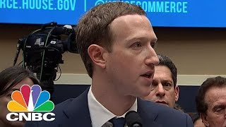 Facebook CEO Mark Zuckerberg: People Are Rightfully Upset A Developer Sold Their Data | CNBC