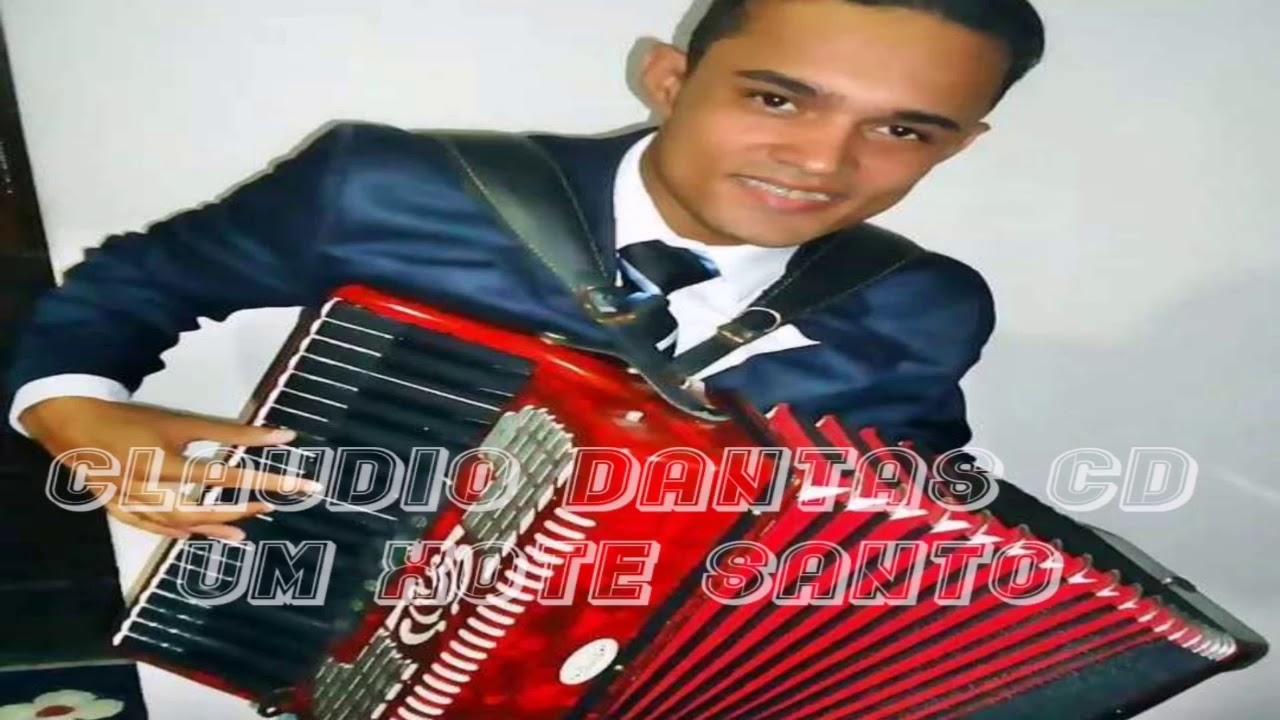 Cláudio Dantas cd um xote santo - forró Gospel