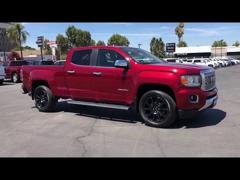 2019 GMC Canyon Inland Empire, Redlands, Yucaipa, San Bernardino, Highland, CA 419029A