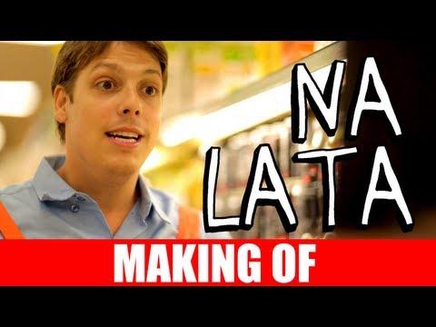 Making Of – Na lata