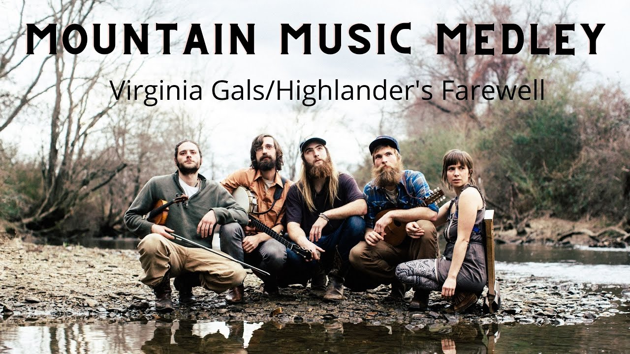 Mountain Music Medley- Traditional Live Music Video by Pretty Little Goat