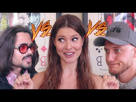 Foreign Relationships | Amanda Cerny, BB Ki Vines & Johannes