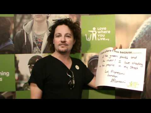 Keep Britain Tidy - Love Where You Live Luc Foreani