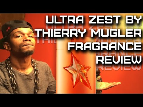 Ultra Zest by Thierry Mugler Mens Fragrance Review | Compliment Getter