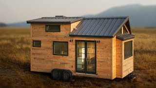 The Hiatus Tiny Homes By Tongue & Groove