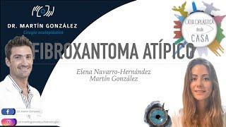 Fibrohistiocitoma de párpado, Dr. Martín González, Dra. Elena Navarro.