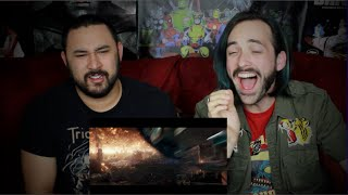 INDEPENDENCE DAY: RESURGENCE Official TRAILER #2 REACTION & REVIEW!!!