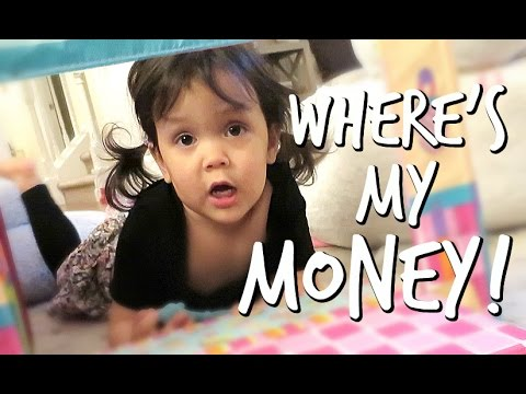 WHERE'S MY MONEY?! - February 25, 2017 -  ItsJudysLife Vlogs