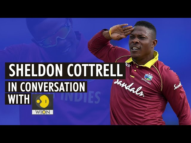 WION Exclusive: Sheldon Cottrell on IPL 2020, Kings XI Punjab and more