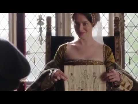 Download Claire Foy - Anne Boleyn -  S1E2 - Wolf Hall -