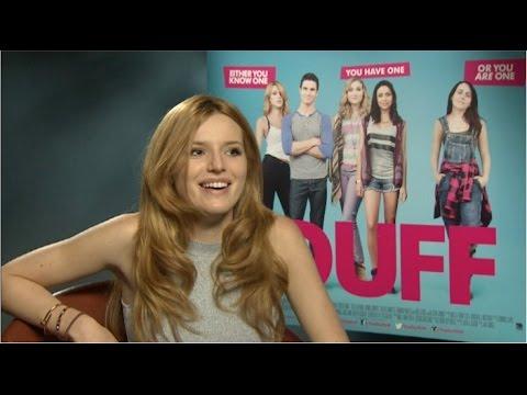 "Bella Thorne full interview. She tells us ""Zendaya stood me up!"""