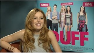 "Bella Thorne full interview. She tells us ""Zendaya stood me up!"""