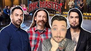 Voici mon avis sur Ink Master 5 choses que jaime et 5 choses que je naime pas  Clique ici pour tabonner  httpbitly28IQz5p  rejoins nous   LAISSE