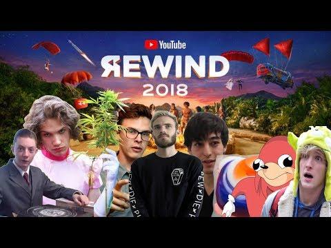 The #Real YouTube #Rewind 2018: Memes Control Rewind   #YouTubeRewind Mp3