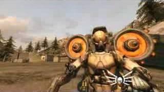 Enemy Territory - Quake Wars - Island Trailer
