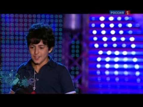 Владимир Арзуманян. Армения. Детская Новая Волна 2010 . HD