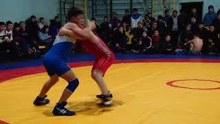 Спорт. Вольная борьба. Новогодний турнир-2018. Часть 16