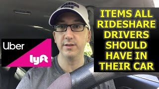 Items All Uber & Lyft Drivers Need in Their Car screenshot 2
