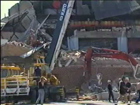 Newcastle Earthquake 1989 - NBN TV News Australia [file 4]