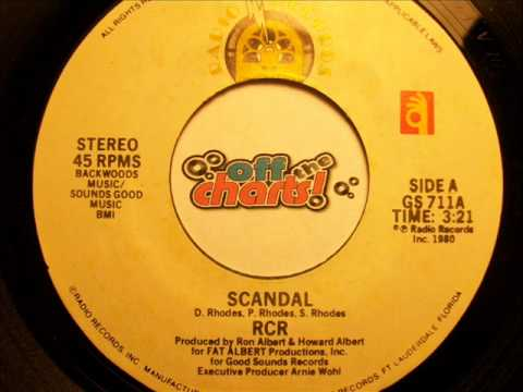 RCR - Scandal ■ 45 RPM 1980 ■ OffTheCharts365