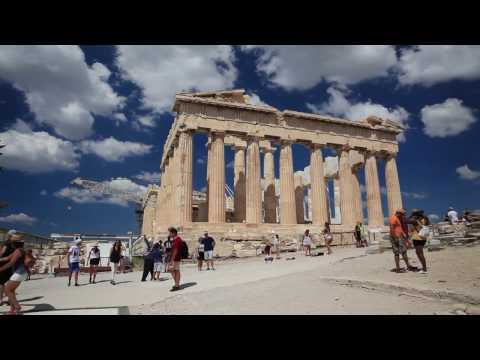 Greece Part 6 - Elafonisos, Peloponnese, Athens