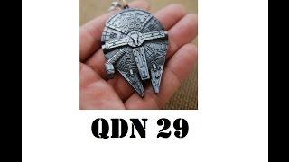 Cyrob: QDN29, DCF77, SMA, Laser vert et autres curiositées....