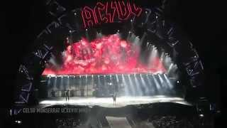AC/DC - Rock or Bust (Opening Song) Dodger Stadium 9.28.2015