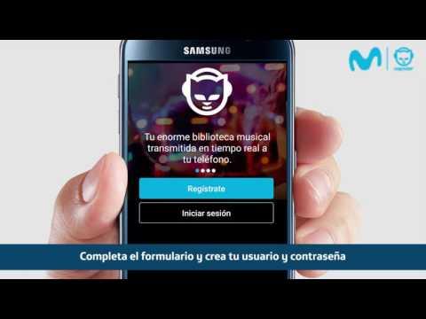 ¿Cómo activar Napster la App de Movistar Música?