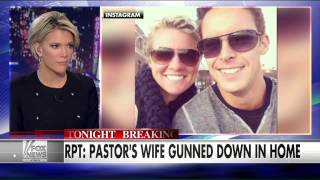 Police release new details after pastor's wife is murdered