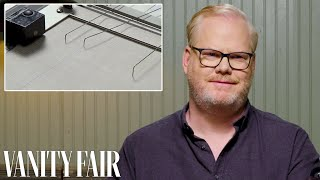 Jim Gaffigan Takes a Lie Detector Test | Vanity Fair