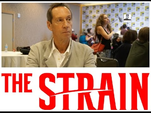 The Strain Season 2: Jonathan Hyde Interview