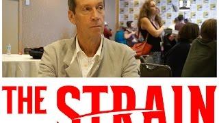 The Strain Season 2: Jonathan Hyde Interview