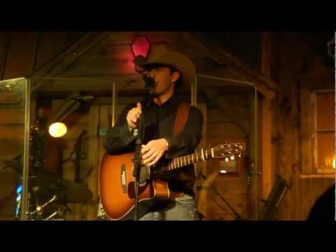 Aaron Watson -  Barb wire Halo w/ Intro (Live @ Big Texas Spring 12-16-2011)