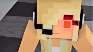 Psycho Girl 8 - 1! Minecraft Songs and Minecraft Animation Movie Compilation 2017
