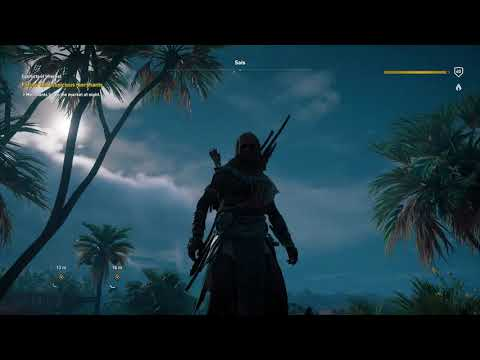 Assassin Creed Origins - Side Quest - Conflicts of Interest