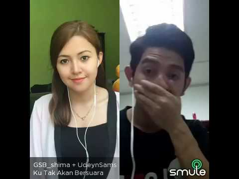 Ku Tak Akan Bersuara cover by Udeyn and Shima