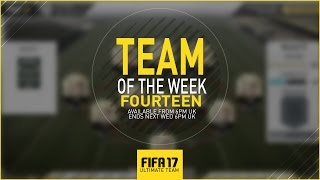 FIFA 17 TOTW 14 PREDICTIONS | TEAM OF THE WEEK 14 FIFA 17 ULTIMATE TEAM FT IF IBRAHIMOVIC IF SUAREZ