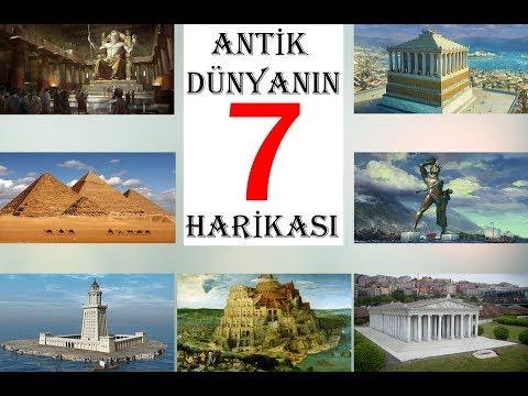 Antik Dünyanın 7 Harikası