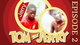 Mahfousse et ses délires dans Tom et Jerry version Africaine Episode 1