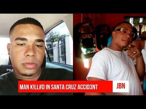 Man K!ll#d In Santa Cruz Accid3nt /JBN