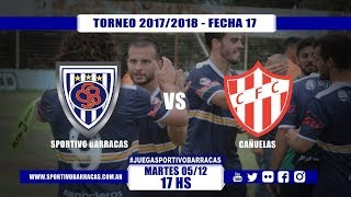 Sportivo Barracas vs Cañuelas full match